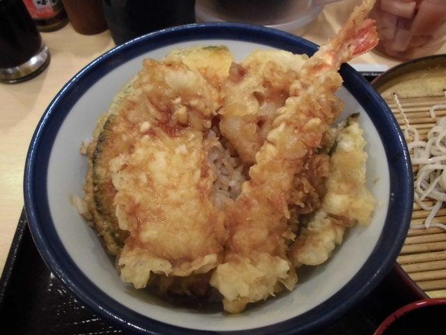 サンキュー天丼1