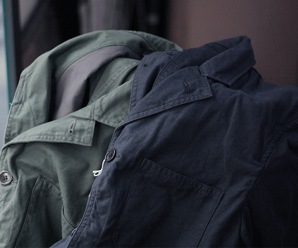 WORKERS CRUISE JACKET.