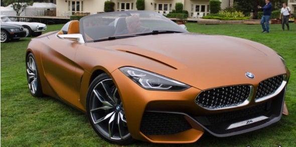 新型 Bmw Z4コンセプト 発表!! Auto Veloce