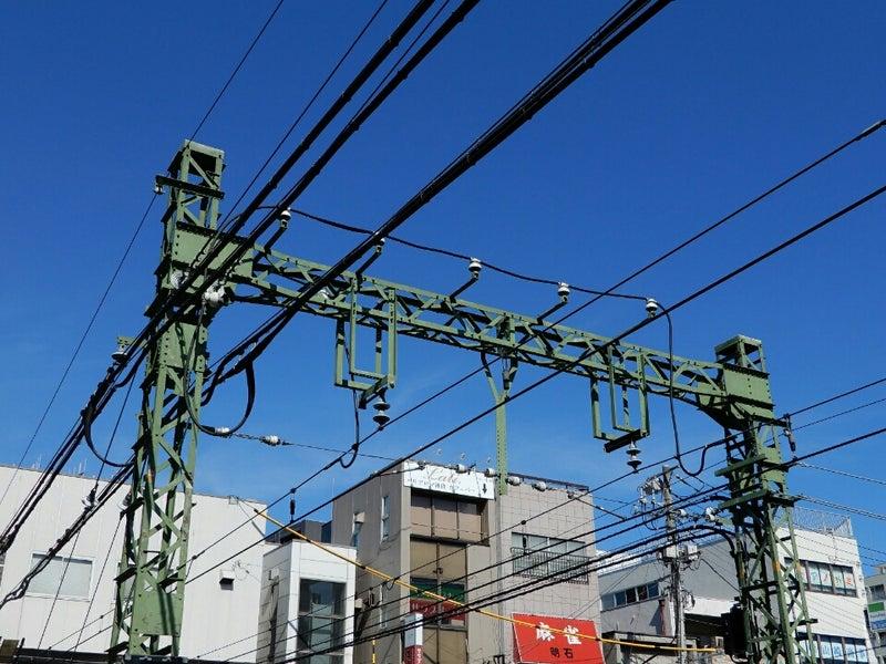 京急線の架線柱 | どり~むうぇ~う゛