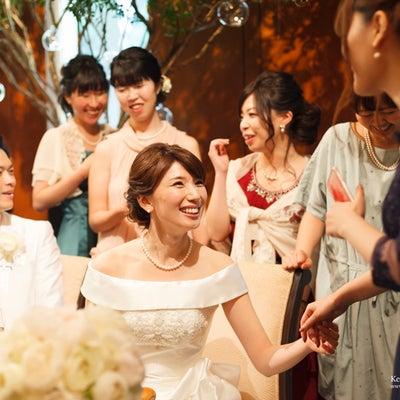 結婚式撮影『コンラッド東京』での挙式・披露宴撮影~披露宴パーティー撮影前編~の記事に添付されている画像