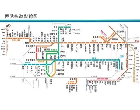 小田急 小田原 線 路線 図