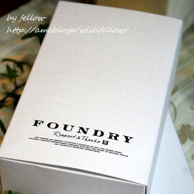 ◆FOUNDRY~ファウンドリーの焼き菓子♪の記事に添付されている画像