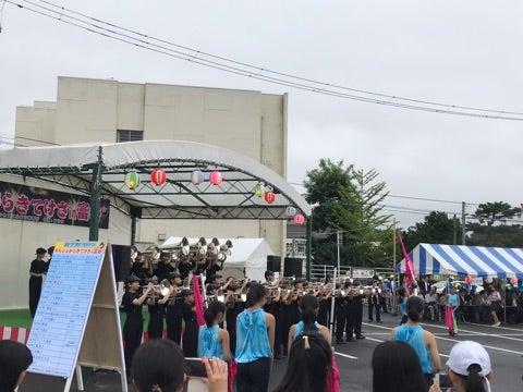 富谷市しんまち公園で夏祭り! |...