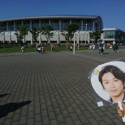 静岡エコパ制作開放席♡の記事に添付されている画像
