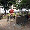 恵比寿の夏祭りの画像