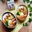 W!JK♡が大好きなハムカツお弁当。