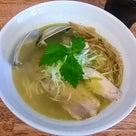 麺屋 心羽(埼玉県加須市)by 貝塩拉麺 850円の記事より