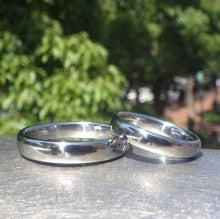 ハフニウム 指輪