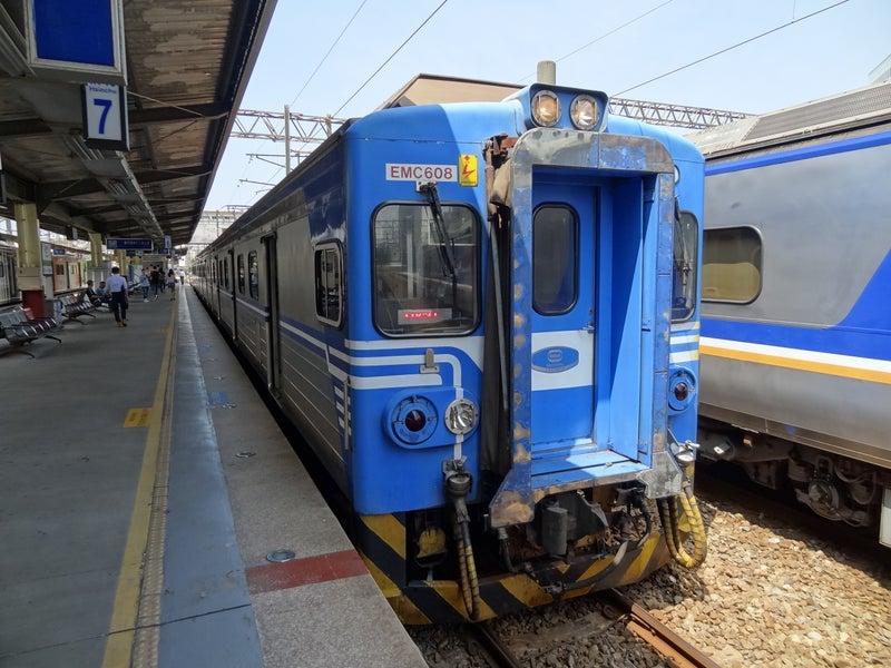 台湾鉄路管理局EMU600型電車