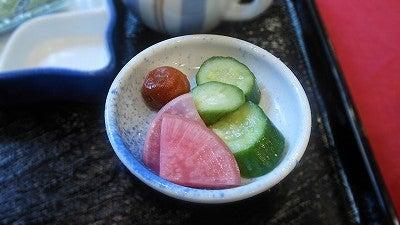 島根イン青山の朝食
