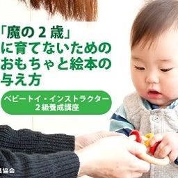 画像 【現在募集中】東京会場・オンライン開催の 日本知育玩具協会知育玩具2級講座・初級講座・教室 の記事より 2つ目