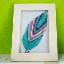 刺繍糸で作る「羽」の作り方の記事に添付されている画像