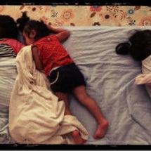 長女+双子育児にイラ…