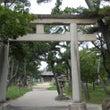 新月まいり豊石神社