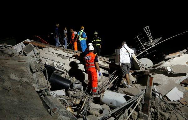 イタリア・イスキア島で地震! |...