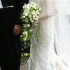 素敵すぎです! 結婚のお祝いにウェディングブーケの画像