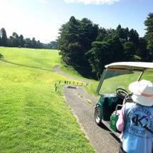 ゴルフ来たよ..♡
