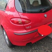 外車の車内内装のありがちトラブル!!アルファロメオ147 内張りトリムの張替!!の記事に添付されている画像