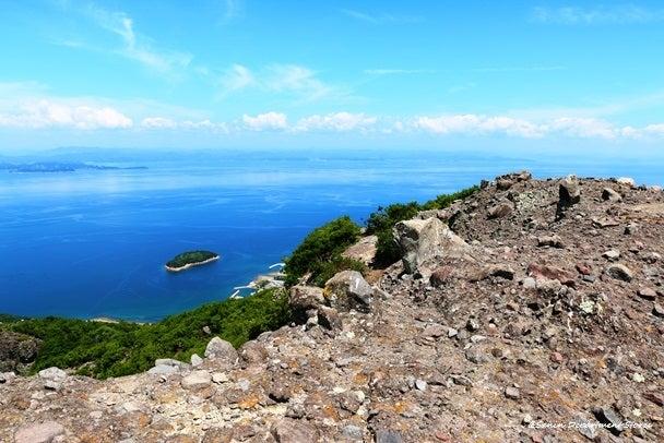 【小豆島巨石探訪】 仙多公峰(せんたくぼう)展望台 【土庄町肥土山】