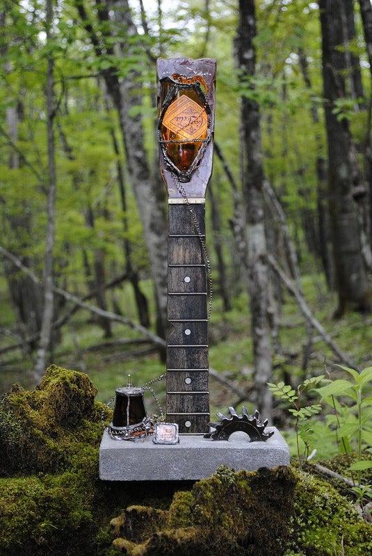 ギター ランプ 再生の灯