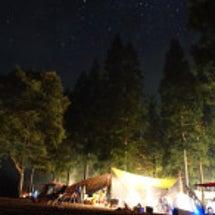 お盆キャンプ2017…