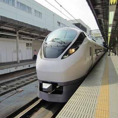 常磐線 特急ひたち・ときわ E657系 乗車記の記事に添付されている画像