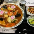 近江屋食堂(茨城県小美玉市)by 五目あんかけラーメン 700円の記事より