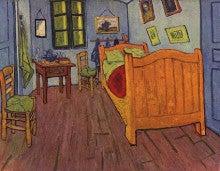 ゴッホの部屋 ゴッホの寝室