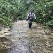 札幌近郊の空沼岳、湯…