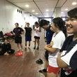 8/25試合前練習日…