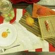 粘土で食べ物3