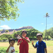 家族でハワイ旅行!8…