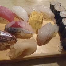 小田原で美味しいお寿…