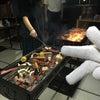 本店と柳川店合同BBQの画像