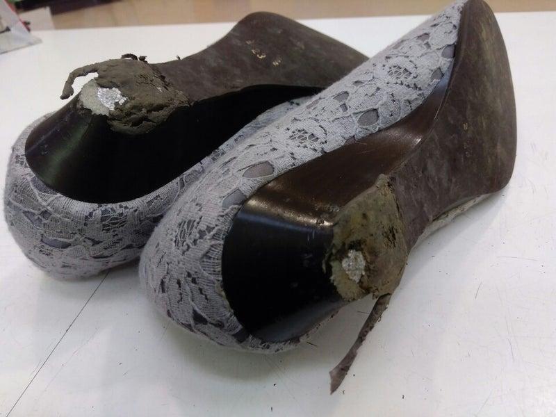 修理できなさそうで修理できる靴3例 捨てないで!直せばまだまだ履けます。