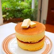 食べれば納得の旨さ!鎌倉の超人気店イワタコーヒーの分厚いホットケーキ!