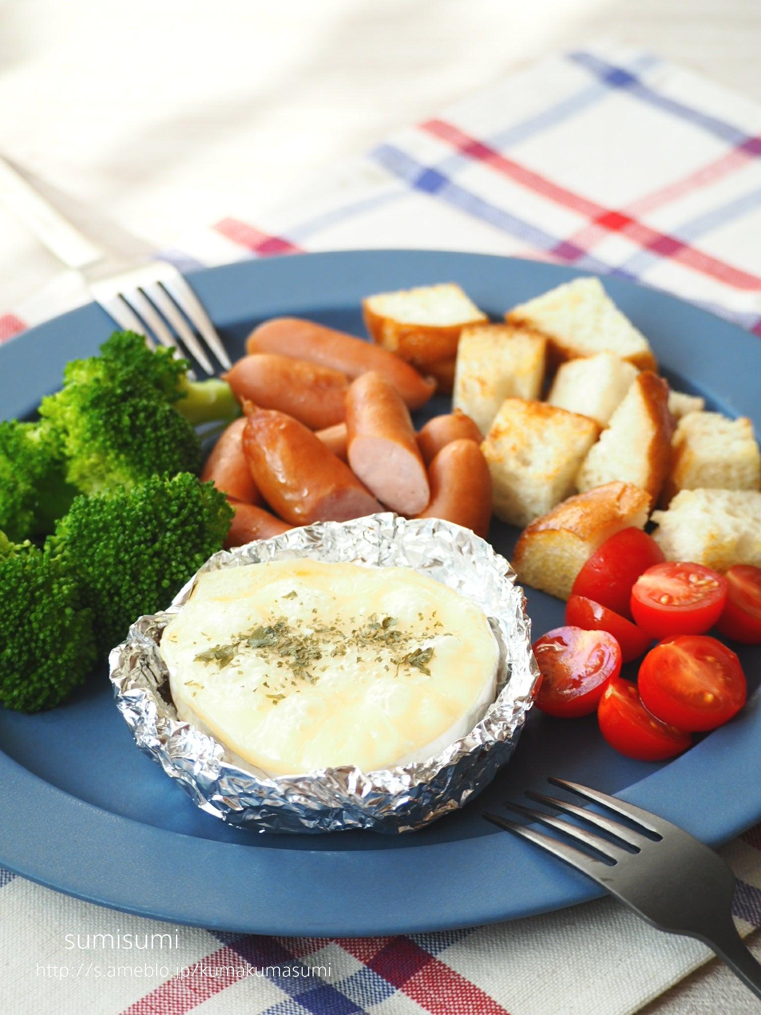 チーズ そのまま カマンベール