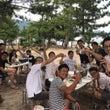 琵琶湖近江舞子浜バー…