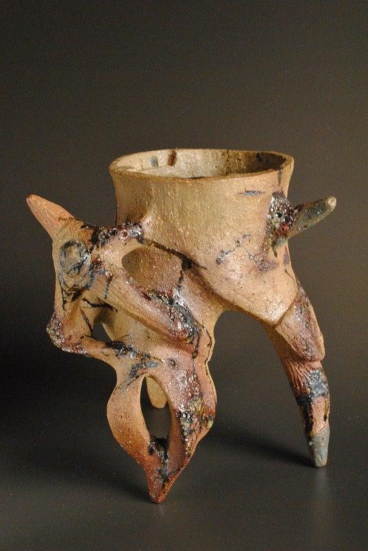 土器 カップ 陶器