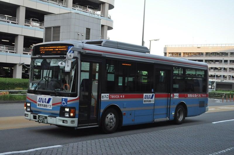 羽田京急バス TNH1434 | 気まぐ...