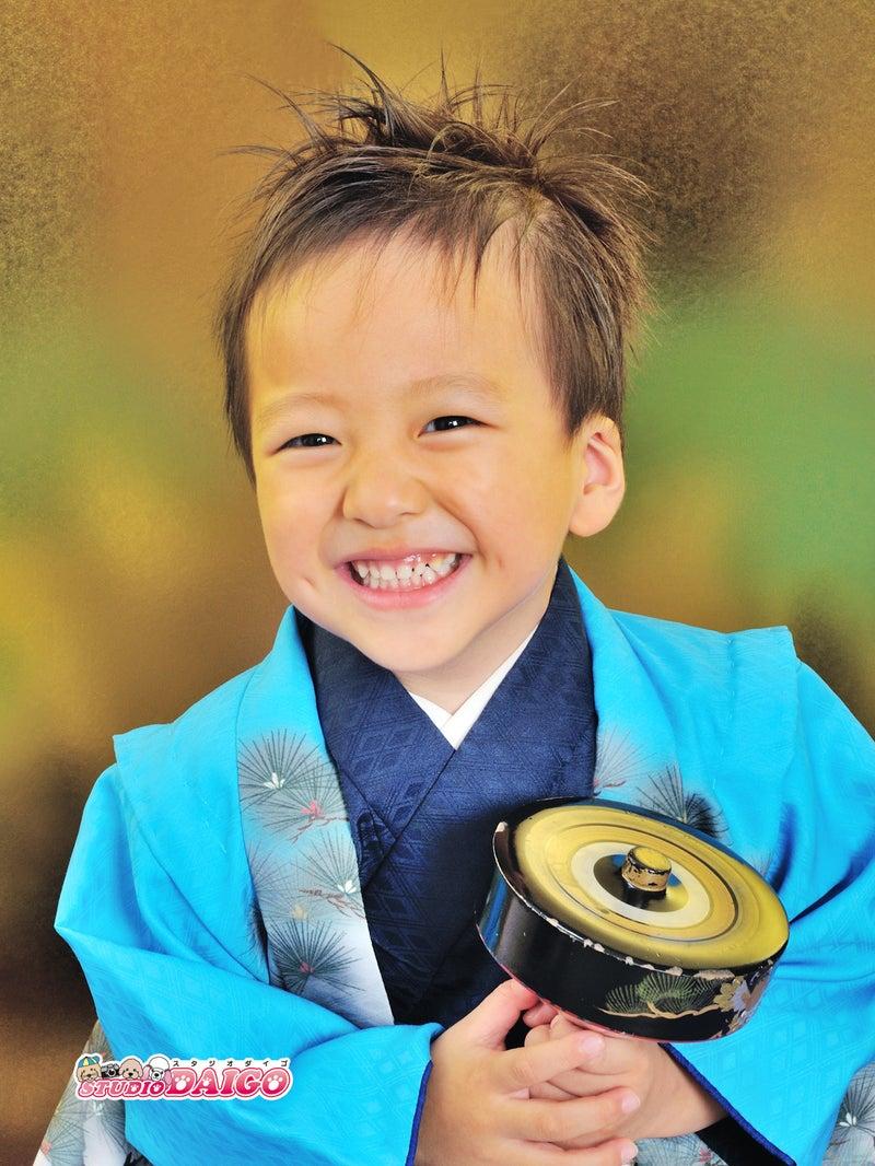 七五三3歳 男の子も!女の子も!|京都 滋賀の写真館 貸衣裳 スタジオ醍醐