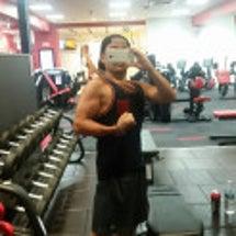 過去最高の筋肉量
