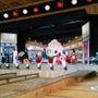 加子母歌舞伎の季節で…