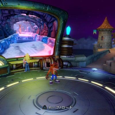 【PS4】「クラッシュバンディクー3」タイムレリックを集めて裏ステージに行く!!の記事に添付されている画像