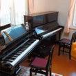 ピアノレッスン満席の…