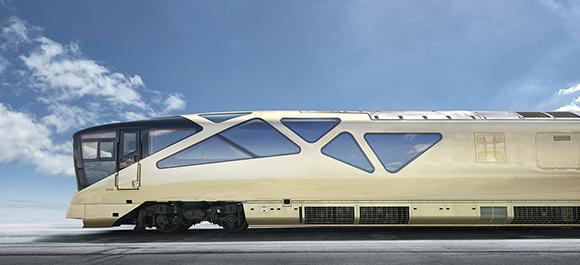 スーパー ラグジュアリー トレイン 豪華な鉄道の旅を2夜連続で!