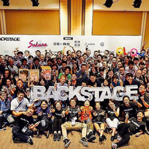 【BACK STAG…