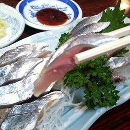 画像 とろける秋刀魚刺し@丸千葉(日本堤) の記事より 4つ目