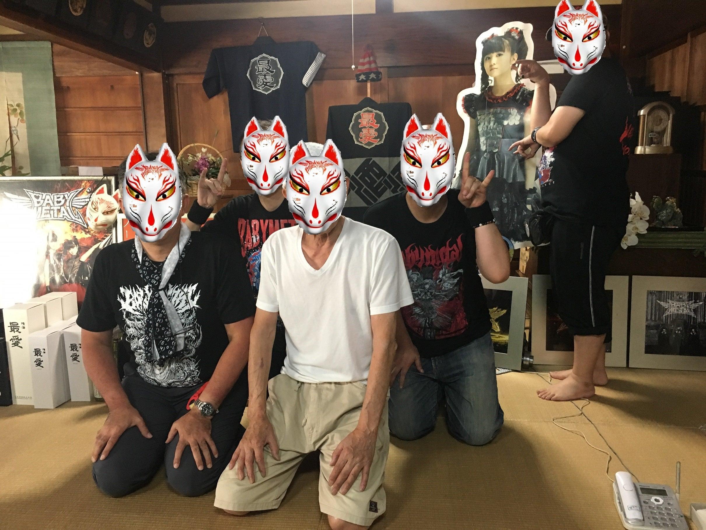 白キツネ祭@大阪Zepp Osaka Bayside参戦記(おまけ)